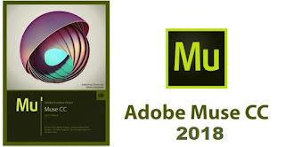 Adobe Muse CC 2018 Last Version Win/Mac + Portable