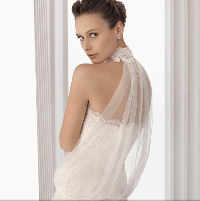 Dress Of The Week + Rosa Clara Wedding Tops - Belle The Magazine