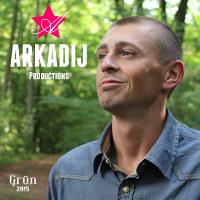 Arkadij - Grün (2015)