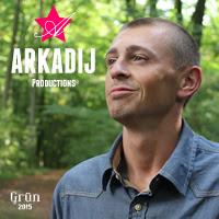 Rapper Arkadij aus Bremerhaven Album Grün
