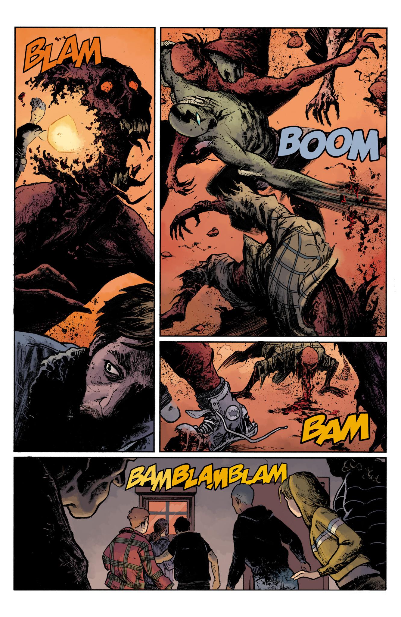 Read online Abe Sapien comic -  Issue #17 - 12