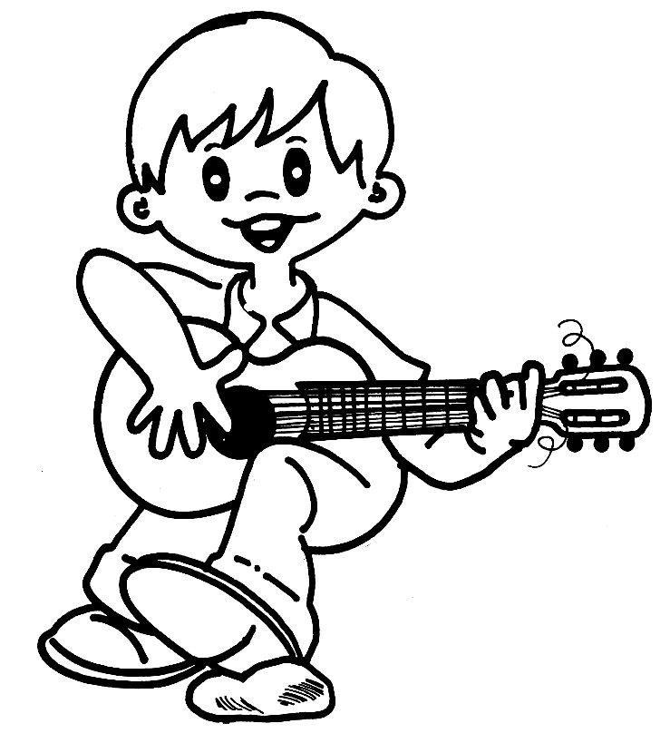 Escola Dominical Infantil: Atividade para colorir: criança
