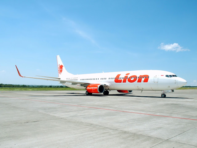 thai lion air opiniones