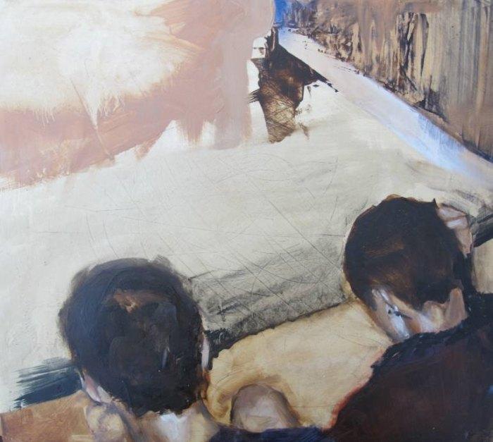 Продолжение диалога. Louise Giovanelli