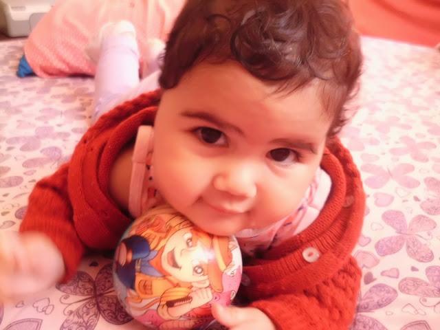 Brinquedos para bebês 1 ano - bolas infantil