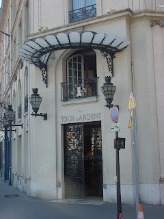 La Tour d'Argent restaurant, one of the legendary restaurants of the city for many years offers the best French cuisine