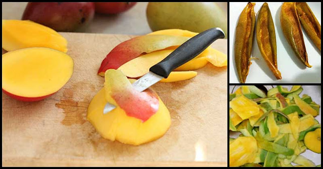 Mango Peels: A Delicious Way To Protect Us From Sun Damage