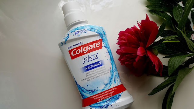 Płyn do płukania jamy ustnej, Colgate Plax