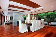 Tropical Villa Design
