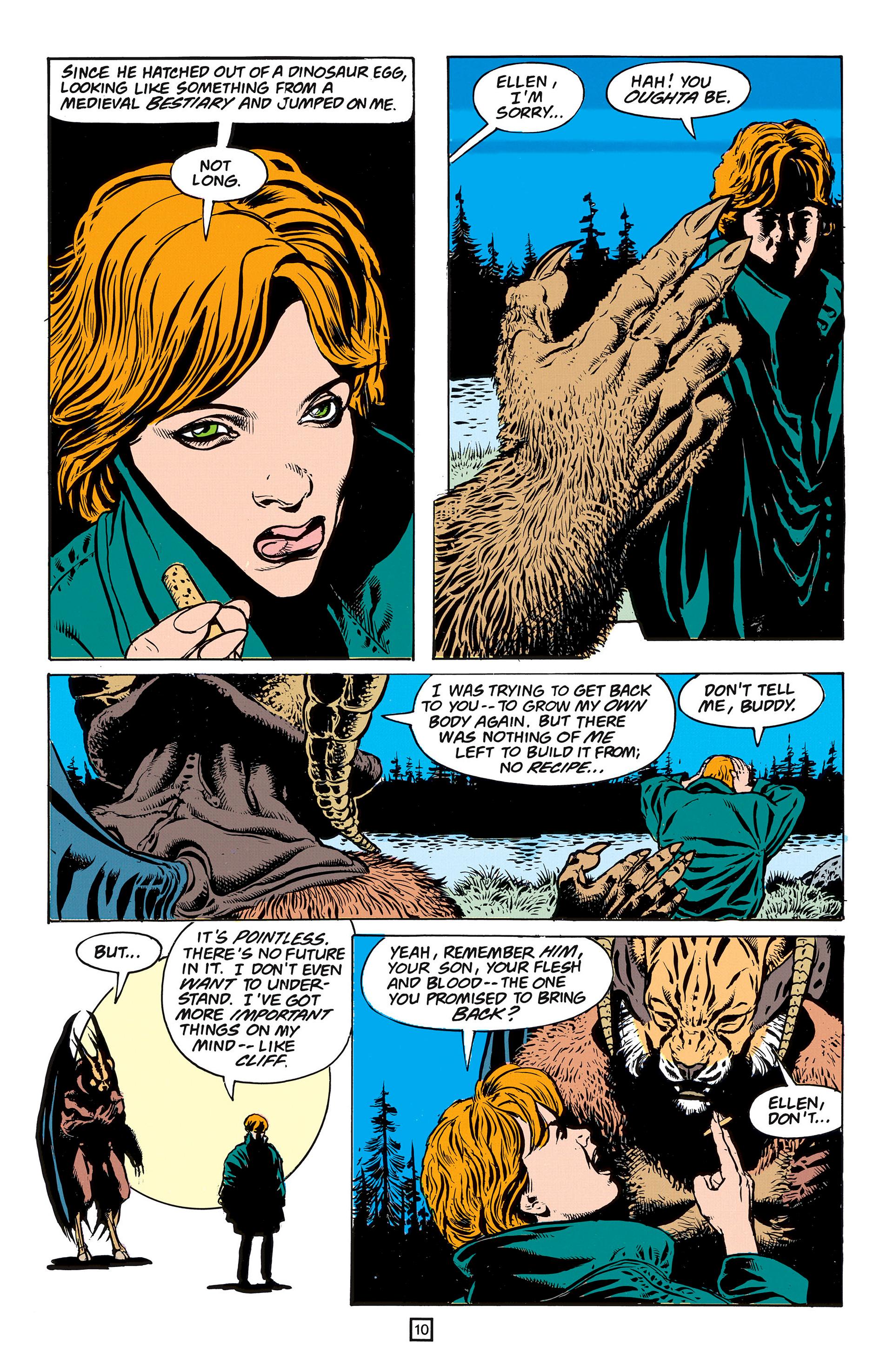 Read online Animal Man (1988) comic -  Issue #56 - 11