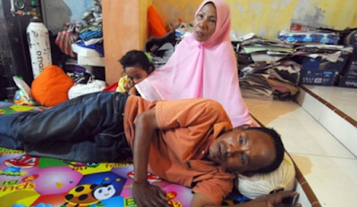 Sakit Parah, Korban Tsunami Aceh Minta Disuntik Mati, Karena Tak Tahan dengan Hidupnya