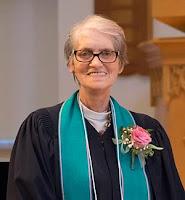 Rev. Carol McKinley, B.A., M.Div.