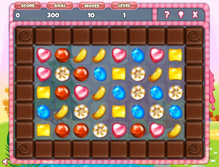 Candy Twist Play Free Online Facebook Game