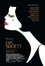 """Carátula del DVD: """"Café Society"""""""
