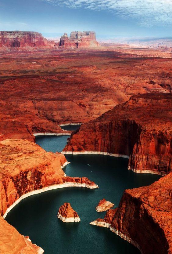 Glen Canyon National Recreation Area, Arizona, USA