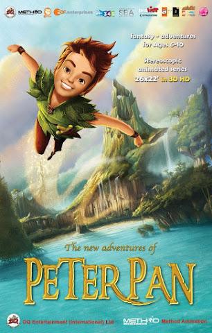 descargar JPeter Pan Las Nuevas Aventuras HD 720p [MEGA] [LATINO] gratis, Peter Pan Las Nuevas Aventuras HD 720p [MEGA] [LATINO] online