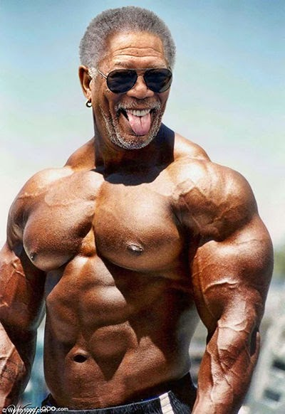 Celebrities As Bodybuilders |IronGangsta - The Truth Will