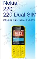 Download schematic diagram Nokia 220 Dual SIM RM-969 komplit tanpa password 1