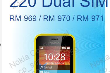 Download schematic diagram Nokia 220 Dual SIM RM-969 komplit tanpa password