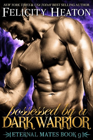 Possessed by a Dark Warrior by Felicity Heaton