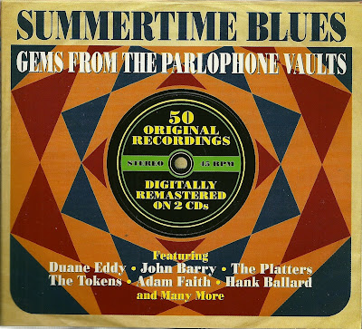 VA - SUMMERTIME BLUES Gems From The Parlophone Vaults