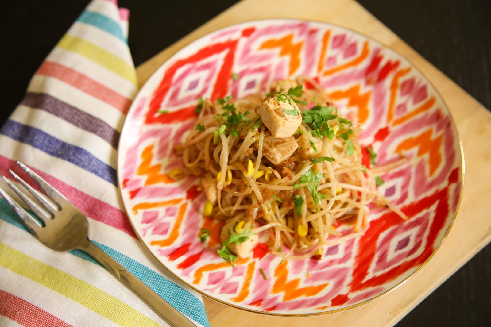 Bean Sprouts Tofu