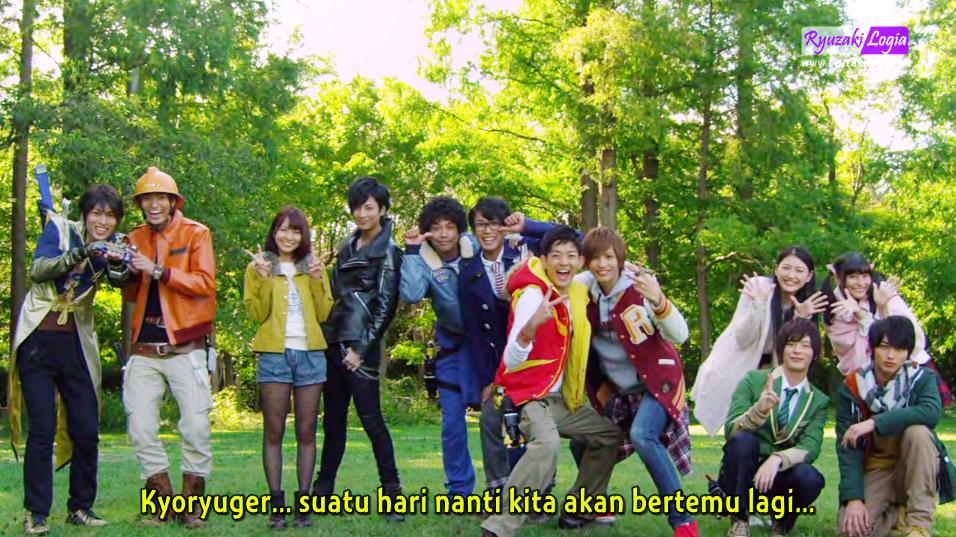 Ressha Sentai ToQger vs. Kyoryuger The Movie Subtitle Indonesia