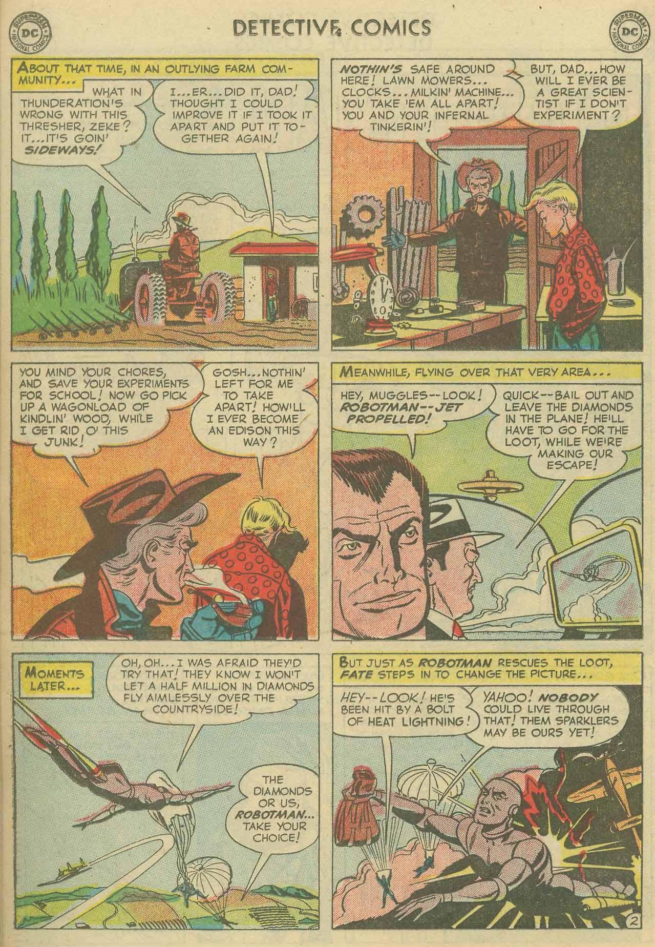 Detective Comics (1937) 175 Page 17