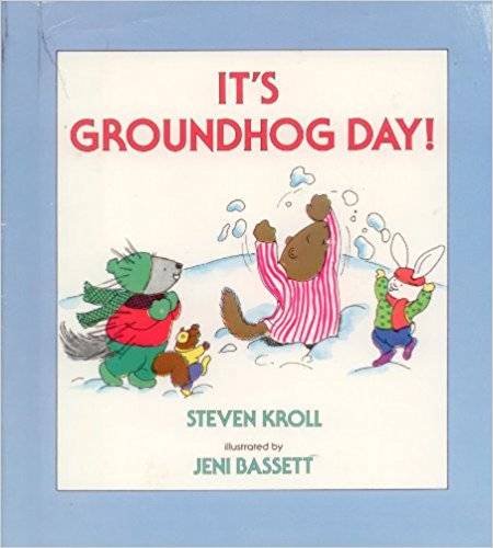 Storybookstephanie groundhog day groundhog day robin hill school by margaret mcnamara brownie groundhog and the february fox by susan blackaby groundhogs day off by robb pearlman m4hsunfo