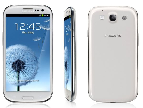 Samsung Galaxy S3 vs. Samsung Galaxy touch 2