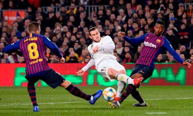 Copa Del Rey Semi Finals 2019