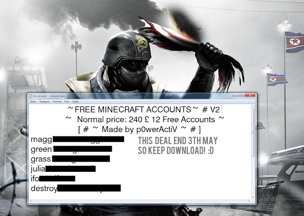20+ Free Minecraft Accounts List Pictures and Ideas on Meta Networks