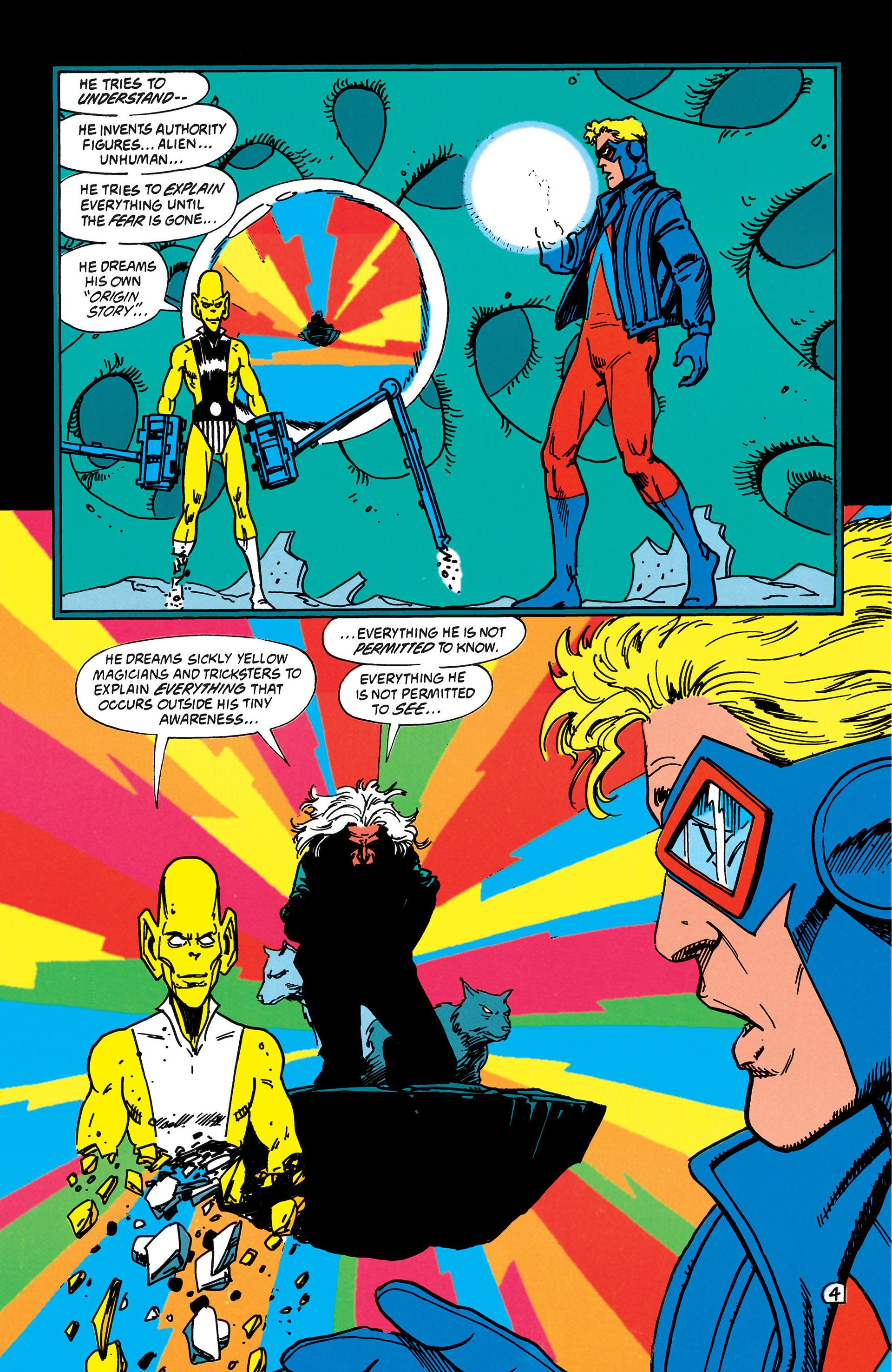 Read online Animal Man (1988) comic -  Issue #43 - 5