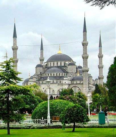 Sejarah Masjid Biru Istanbul Turki Cara Mudah Ke Baitullah