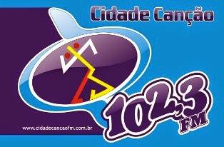 Rádio Cidade Canção FM de Três de Maio ao vivo