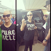 See Amber Rose In Lagos!!