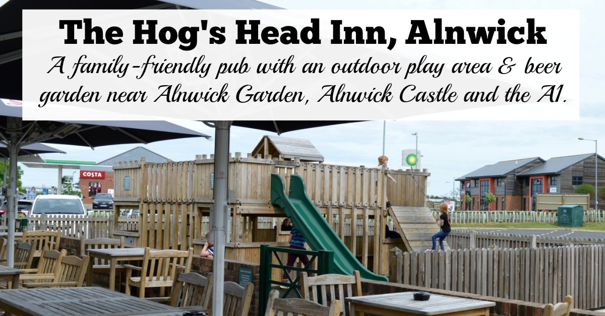 The Hog's Head Inn | A Child-friendly pub with a play area near Alnwick Garden and Castle, Northumberland