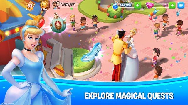 Download Disney Magic Kingdoms APPX For Windows Phone