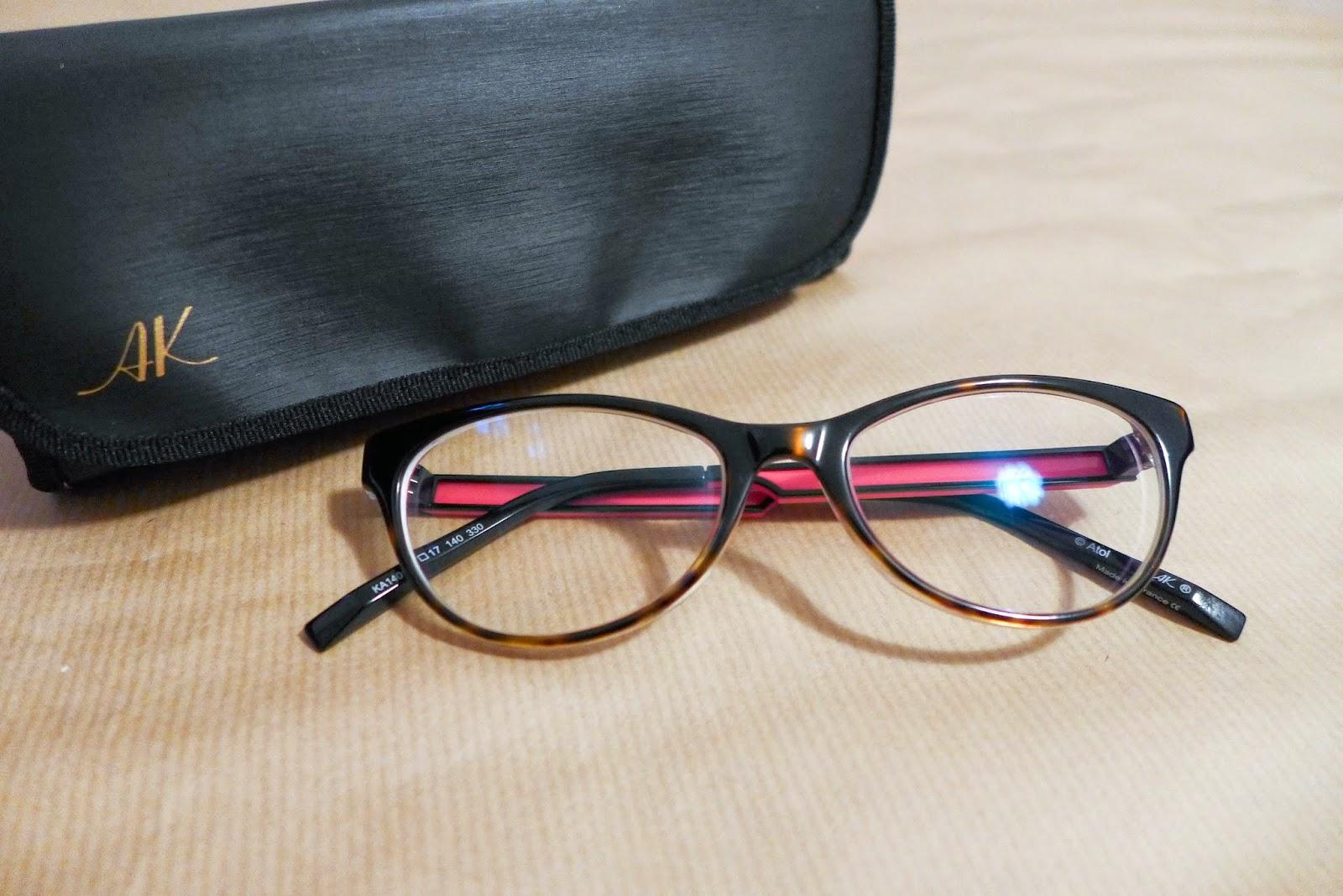 atol et les lunettes 224 branches interchangeables le
