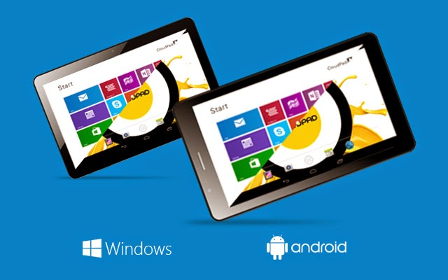 Dual Boot Windows and Android Tablets