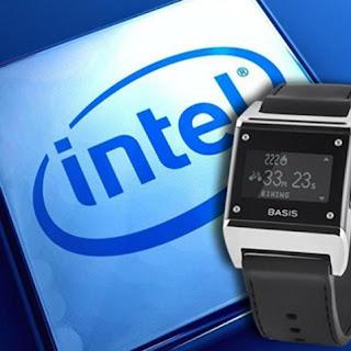Jam Tangan Pintar Keluaran Intel