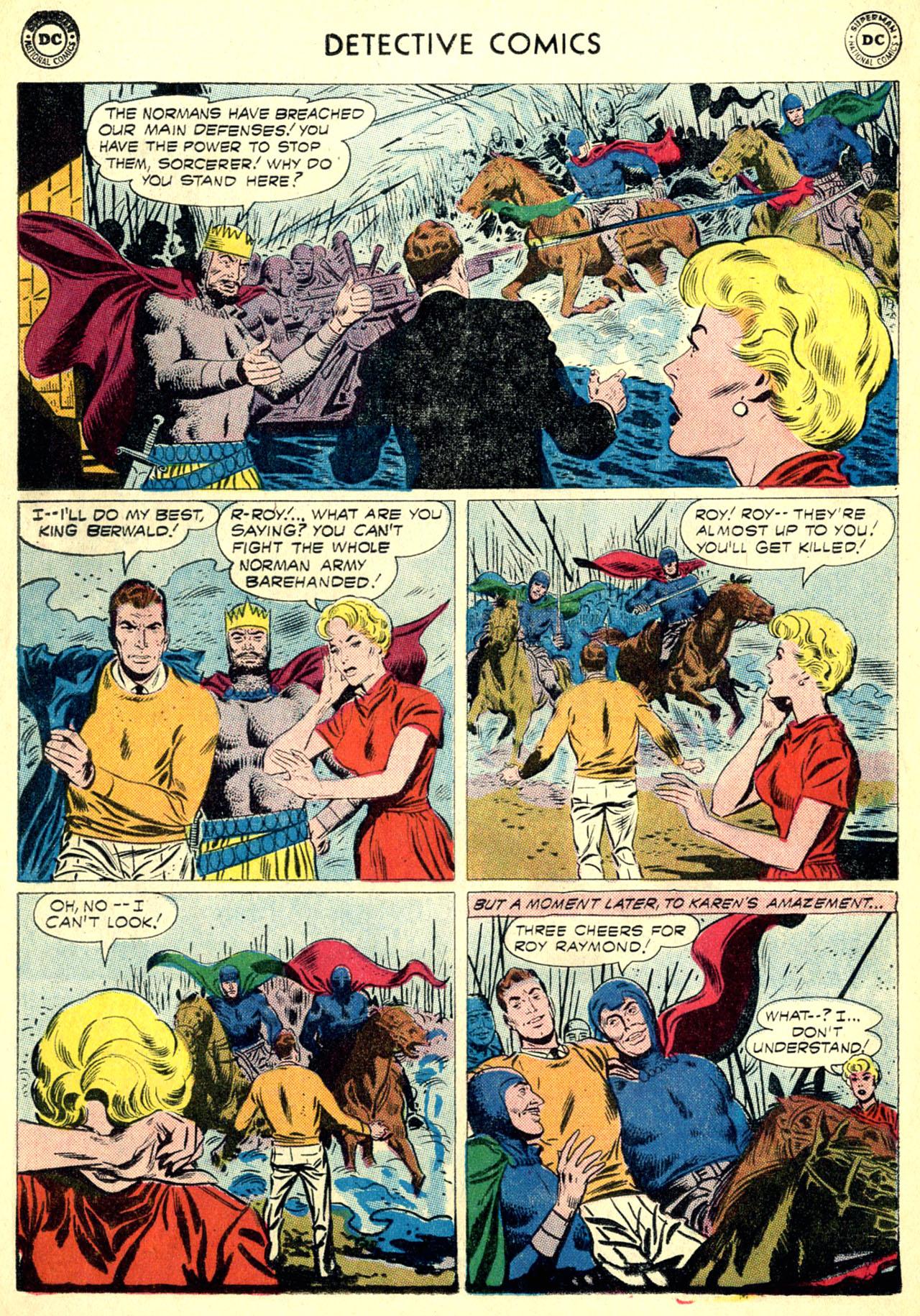 Read online Detective Comics (1937) comic -  Issue #270 - 22
