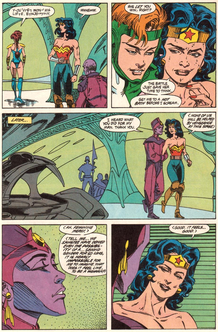 Read online Wonder Woman (1987) comic -  Issue #71 - 13