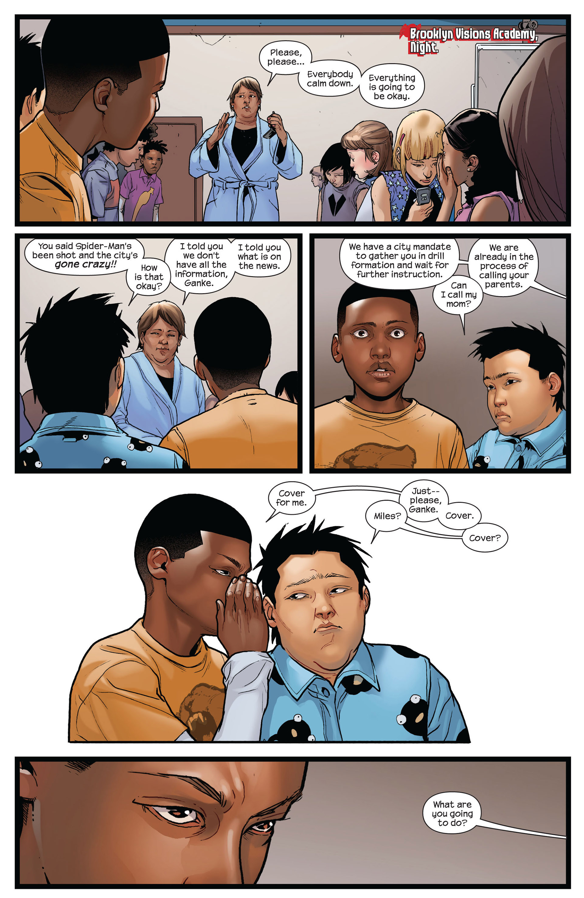Read online Ultimate Comics Spider-Man (2011) comic -  Issue #4 - 3
