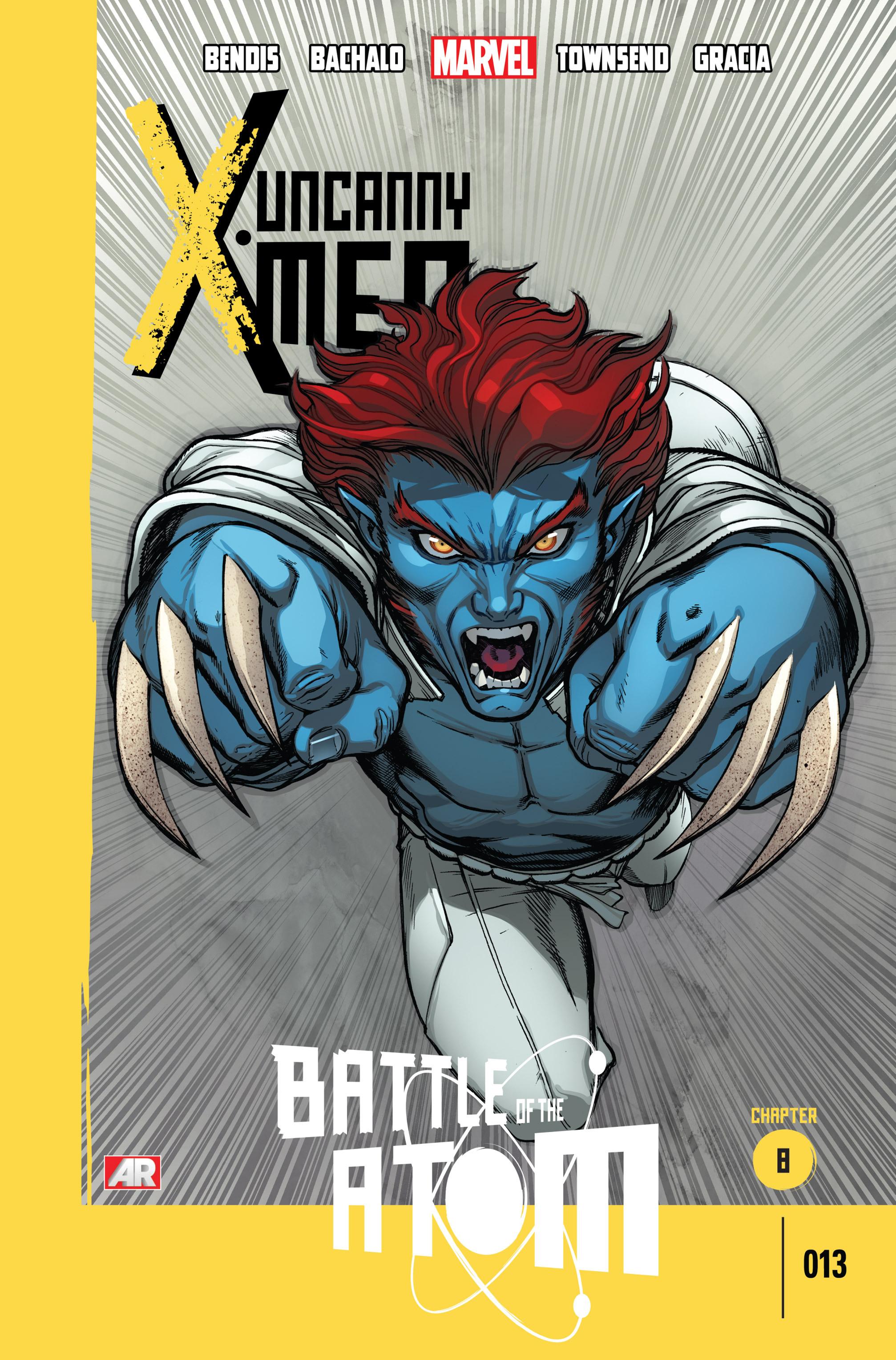 Read online Uncanny X-Men (2013) comic -  Issue #13 - 1