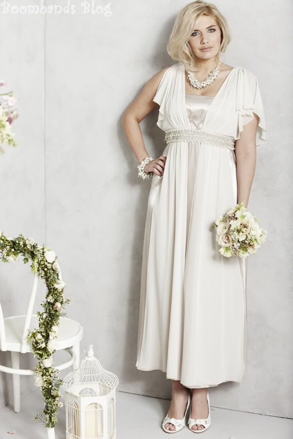 Wedding Dresses For The Older Larger Bride : Wedding dresses with sleeves for mature brides