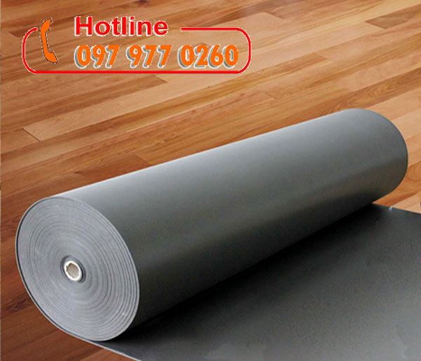 Lớp lót sàn gỗ cao su non 2mm