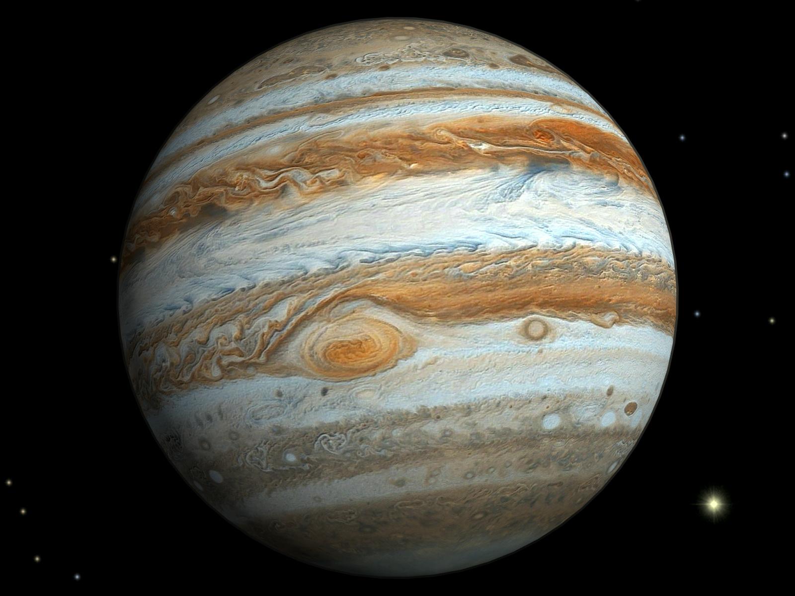 Jupiter - Vládce bouří   ZEUS