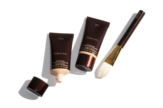 The Beauty Look Book - Tom Ford Waterproof Foundation Concealer Review