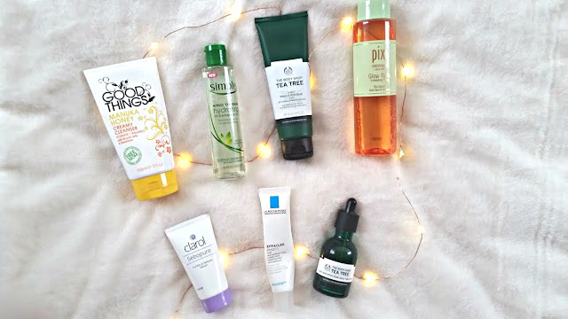 combination skincare routine